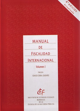 Manual de fiscalidad internacional