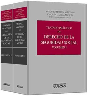 Tratado Práctico de Derecho de la Seguridad Social 2 Vol