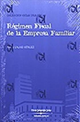 Regimen fiscal de la empresa familiar