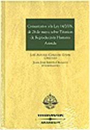 2006 de 26 de mayo de reforma de la ley: