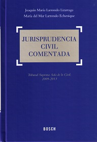 Jurisprudencia  Civil Comentada. Tribunal Supremo. Sala de lo Civil. 2009-2013