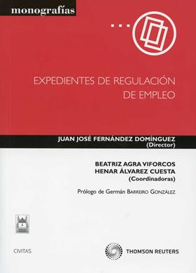 Expedientes de regulacion de empleo