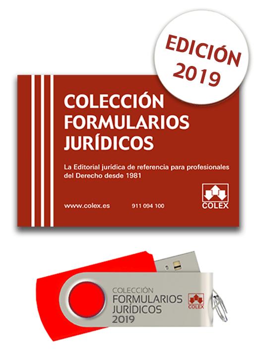 Usb Formularios Jurídicos 2019