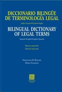 Diccionario bilingue de terminologia legal