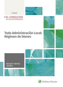 Todo Administración Local: Régimen de bienes