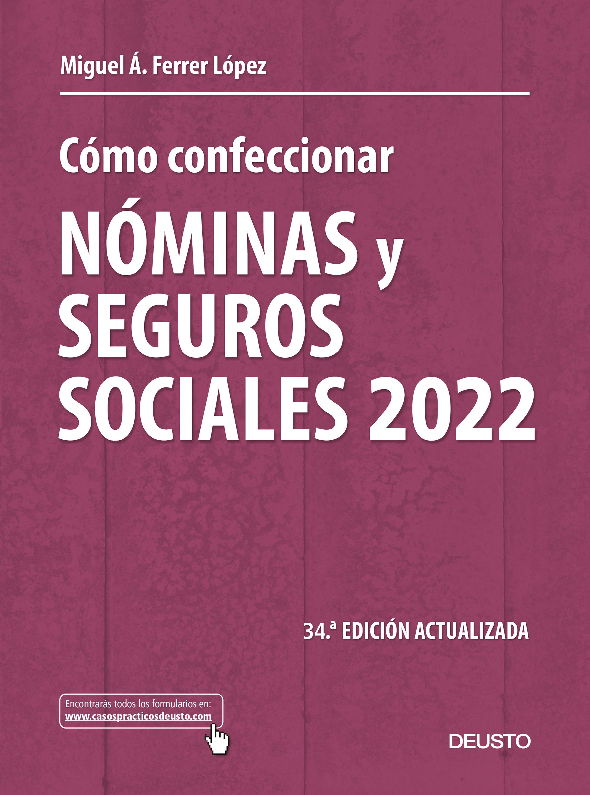 Como confeccionar nominas y seguros sociales