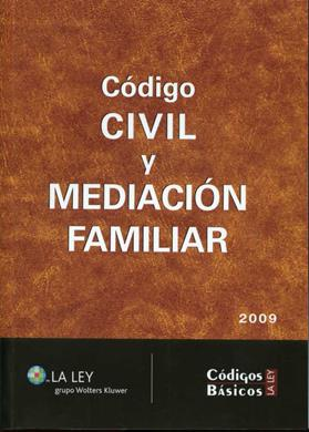 Código Civil y mediacion familiar