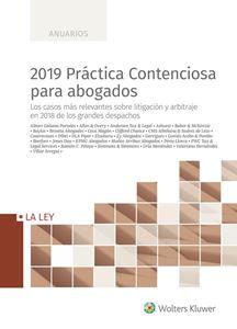 2019 Práctica Contenciosa para abogados