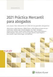 2019 Práctica mercantil para abogados. Los casos más relevantes en 2018 de los grandes despacho