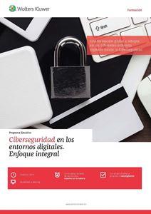Programa Ejecutivo en Ciberseguridad en los entornos digitales. Enfoque integral