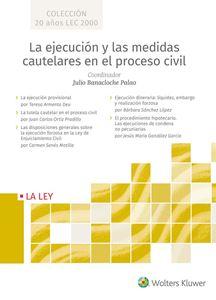 Ejecución y medidas cautelares en el proceso civil