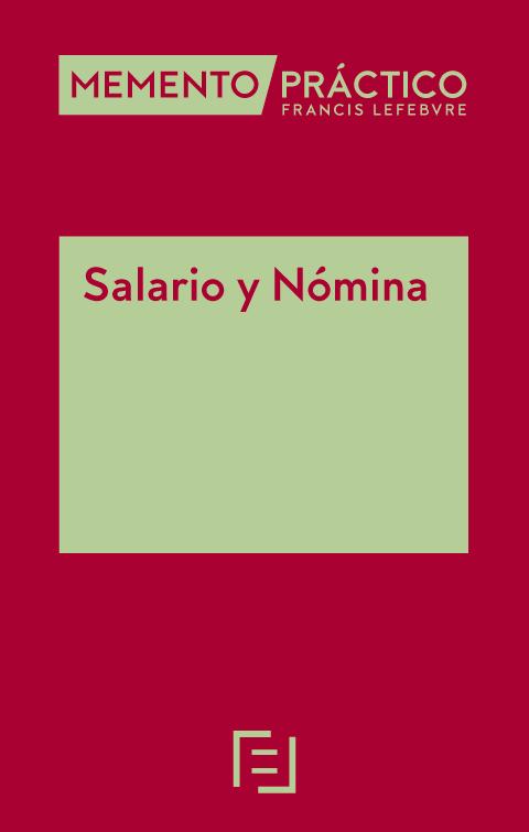 Memento Salario y Nomina 2021