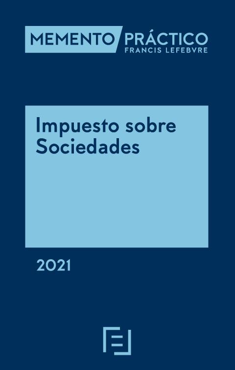 Memento Impuesto sobre Sociedades 2019