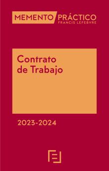 Memento Contrato de Trabajo 2019-2020