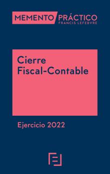 Memento Practico Cierre Fiscal Contable. Ejercicio 2020