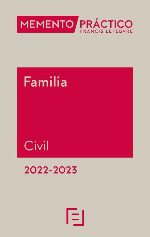 Memento práctico Familia (Civil) 2020-2021