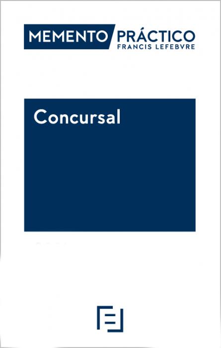 Memento Concursal 2019