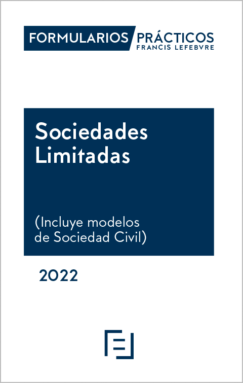 Formularios Prácticos Sociedades Limitadas 2018