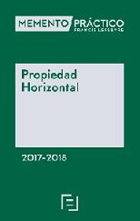 Memento Propiedad Horizontal 2017-2018