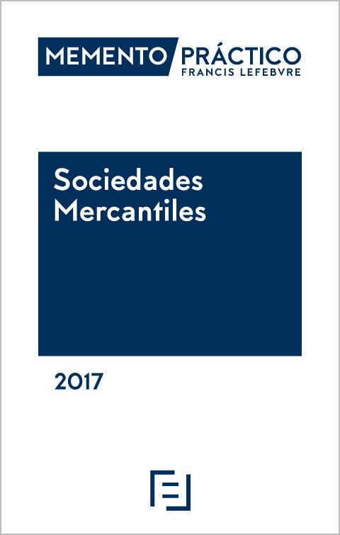 Memento Sociedades Mercantiles (s)