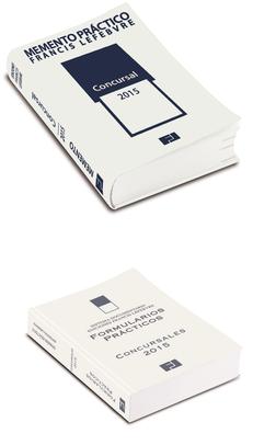 Pack Memento Concursal + Formularios Concursales