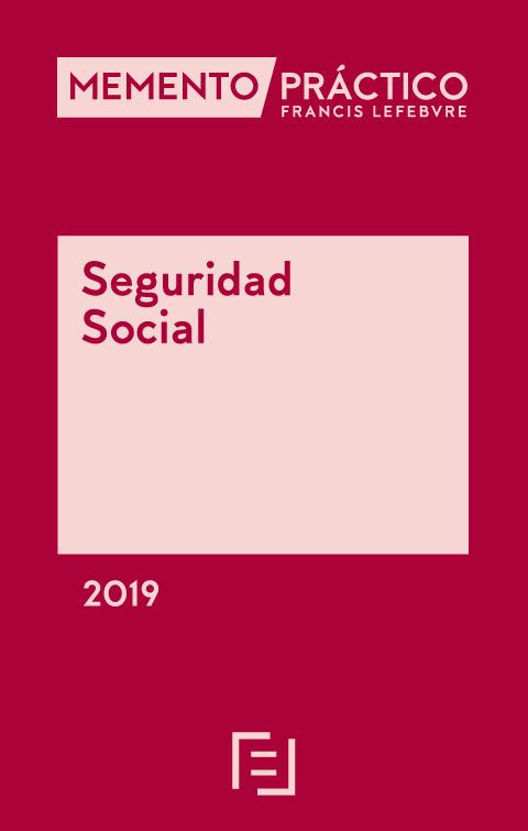 Memento Seguridad Social 2019 (s)