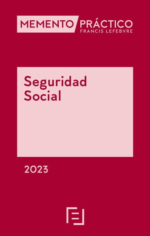 Memento Seguridad Social 2021 (s)