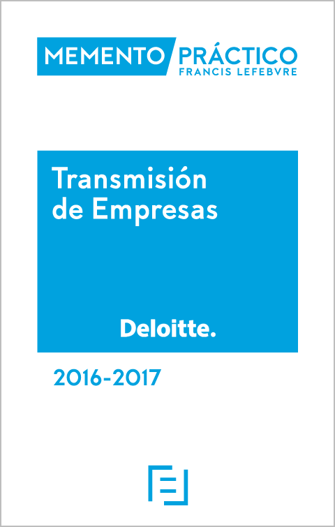 Memento Práctico Transmisión de Empresas 2020-2021