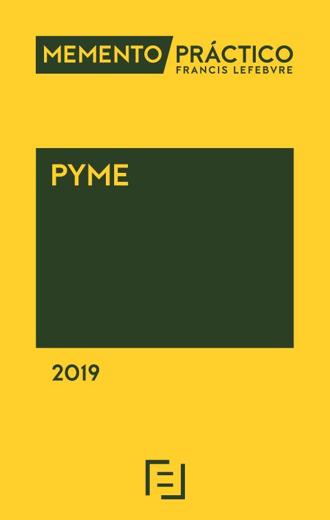 Memento pymes 2019