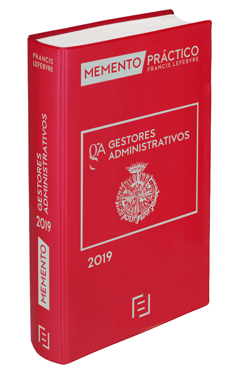 Memento Gestores Administrativos 2018