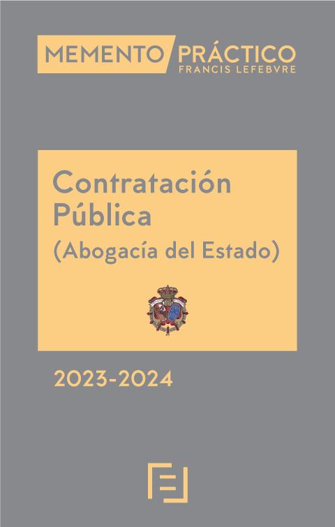 Memento práctico contratación pública (Abogacía del Estado) 2017-2018