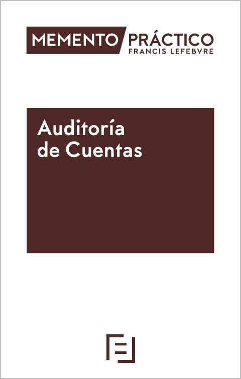 Memento Práctico Auditoría de Cuentas 2020-2021