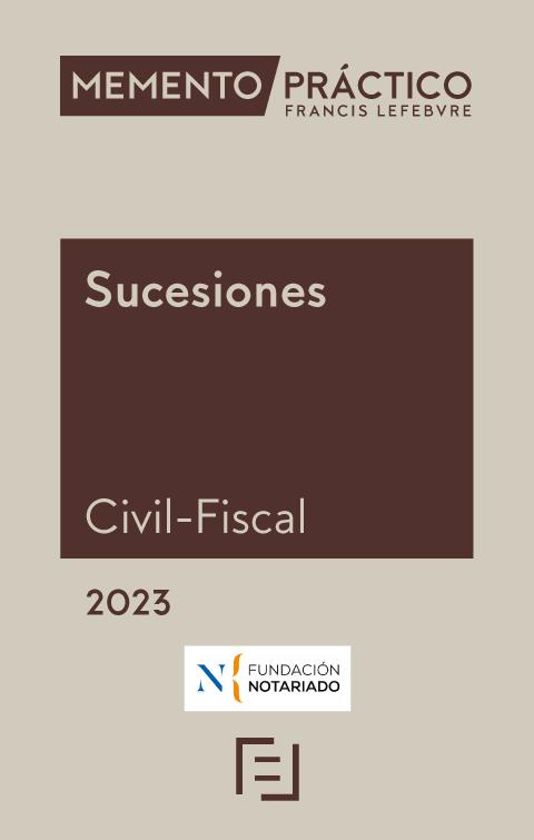 Memento Práctico Sucesiones (Civil-Fiscal) 2018-2019
