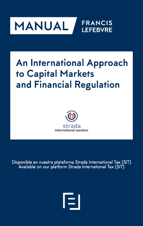Manual An International Approach to Capital Markets and Financial Regulation