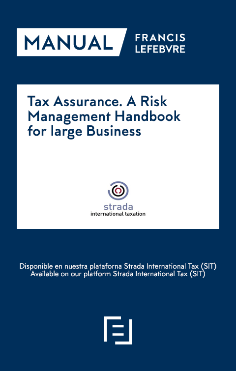Tax Assurance. A Risk Management Handbook for large Business