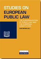Studies on European Public Law