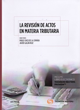 La revision de actos en materia tributaria