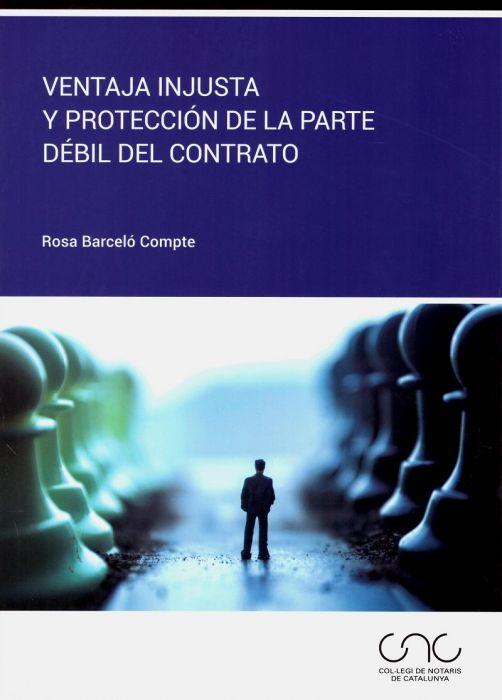 Ventaja injusta y protección de la parte más debil del contrato