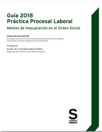 Guía 2018 Práctica Procesal Laboral