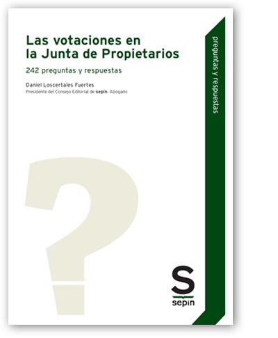 Las votaciones en la Junta de Propietarios