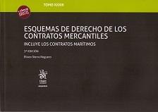 Esquemas de Derecho de los Contratos Mercantiles. Tomo XXXIII