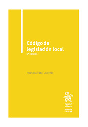 Codigo de Legislacion Local