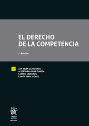 El derecho de la competencia