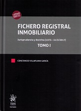 Fichero Registral Inmobiliario. Jurisprudencia y Doctrina (1975 - 31/3/2017)
