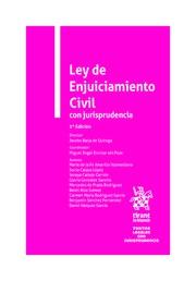 Ley de Enjuiciamiento Civil con Jurisprudencia