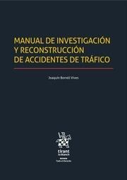 Manual de Investigación y Reconstrucción de Accidentes de Tráfico