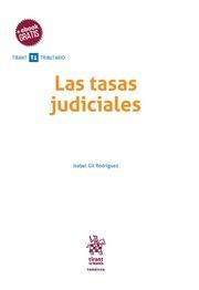 Las Tasas Judiciales