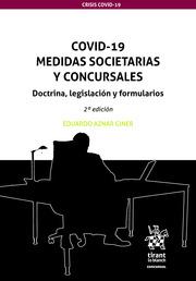 COVID-19  Medidas societarias y concursales