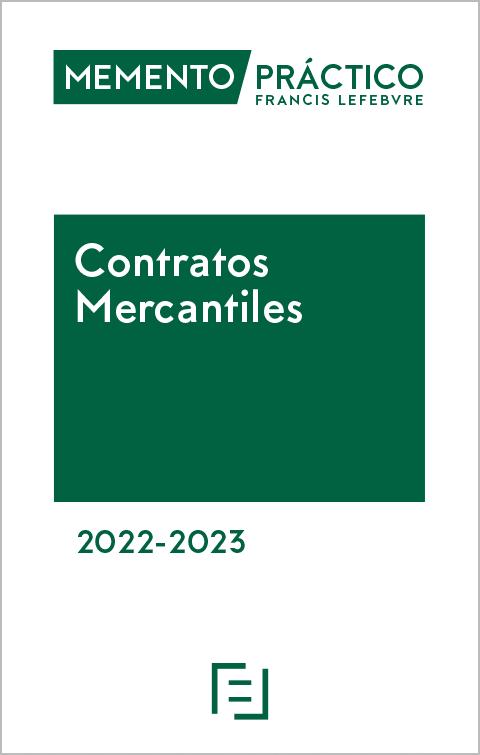 Memento contratos mercantiles 2017 teoria de prestamos for Ver memento online